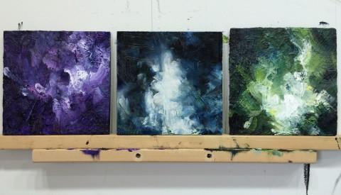 Nebula I, II, III