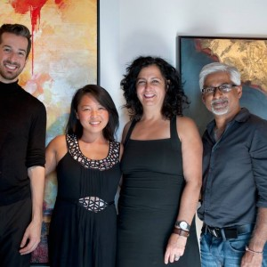 Christian Paquette, Mary Wong, Tami Galili Ellis, Sanjeev Sivarulrasa