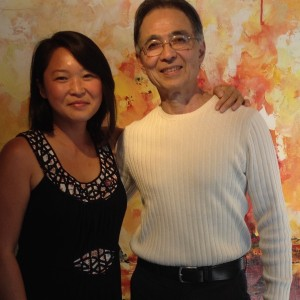 Norman Takeuchi and I